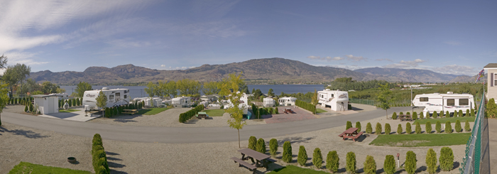 Island View Rv Resort Osoyoos
