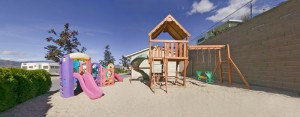 Island View RV Resort Sites Playground